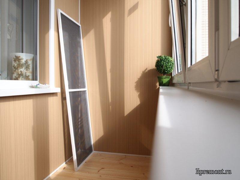 Балконы в липецке - остекление балкона, отделка, обшивка ваг.