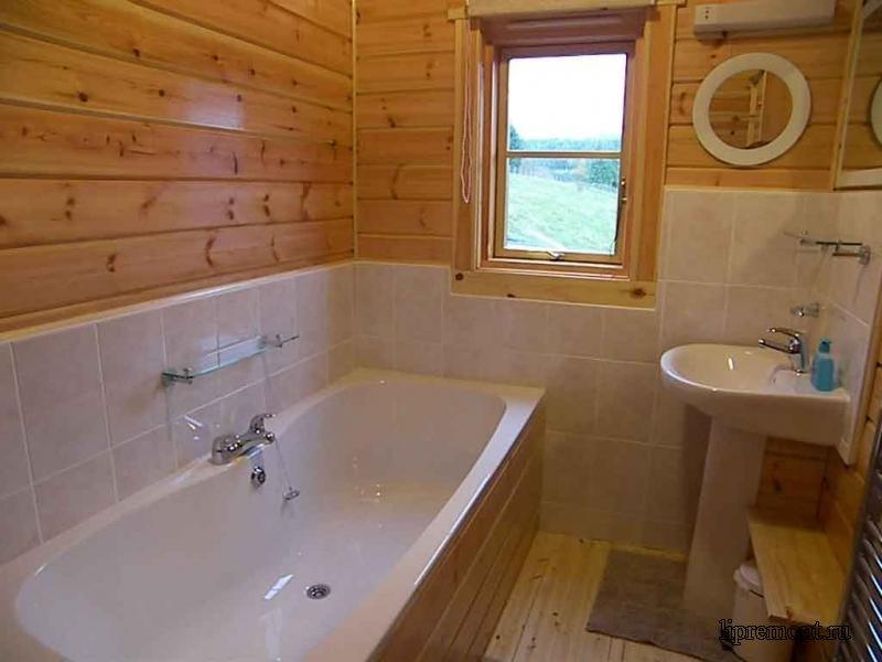 Ванные комнаты отделка своими руками фото